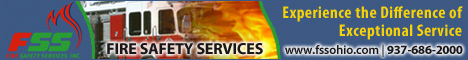 Fire Safety Services Logo Banner